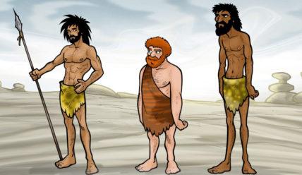 Типы телосложения мужчин