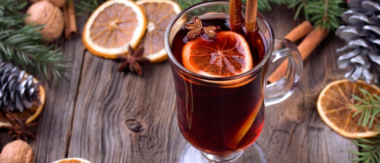 Согревающие зимние напитки: топ-10 рецептов