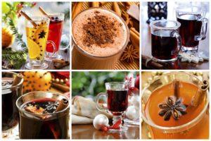 согревающие напитки для зимы безалкогольные