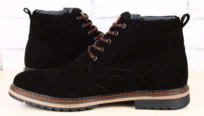 лучшая зимняя обувь мужская