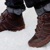 7 популярных видов мужской зимней обуви