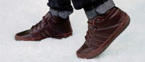 зимняя обувь мужская
