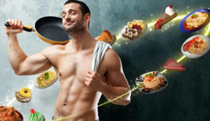 Домашняя диета для мужчин