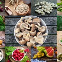 В каких продуктах содержится много калия?