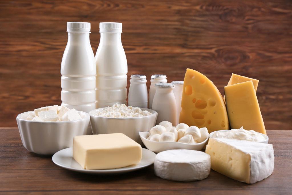 Сложные углеводы в молочных продуктах