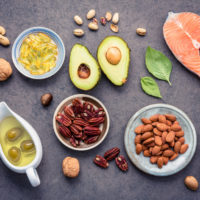 Витамин B в продуктах питания