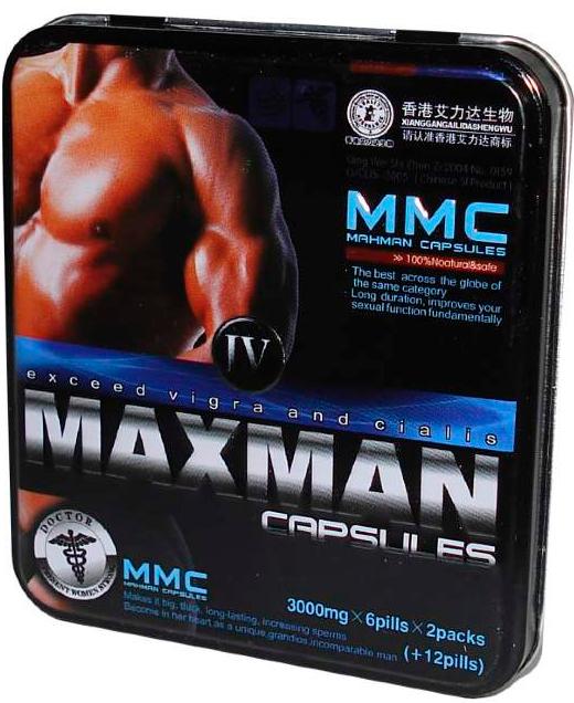 MaxMan капсулы