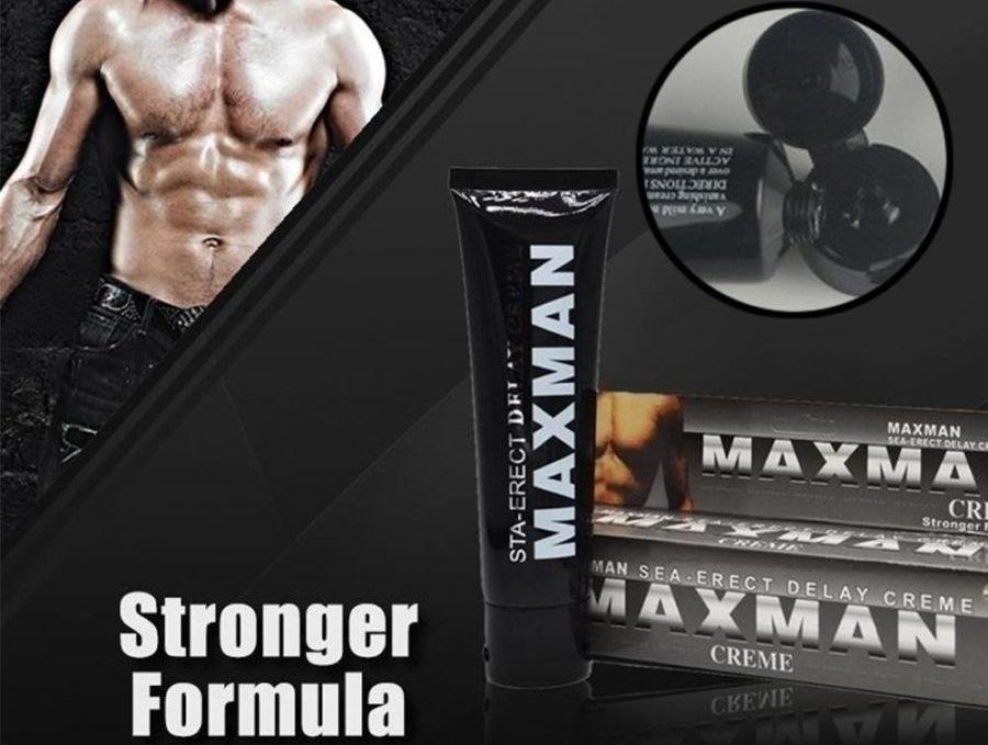 крем MaxMan