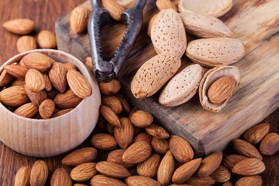 миндальные орехи для повышения потенции у мужчин