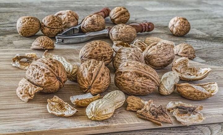 какие орехи повышают потенцию