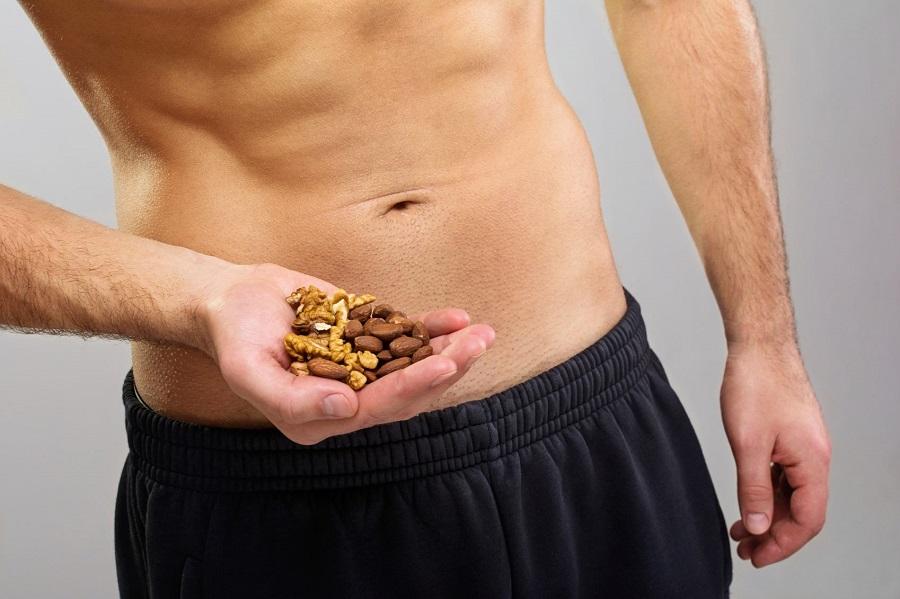 Польза миндальных орехов для мужчин