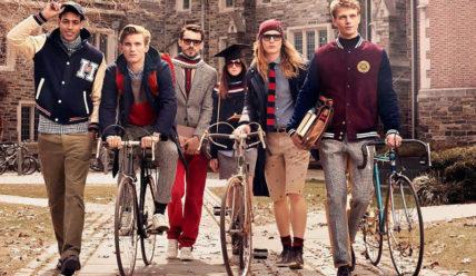 Стиль преппи в мужской одежде и моде