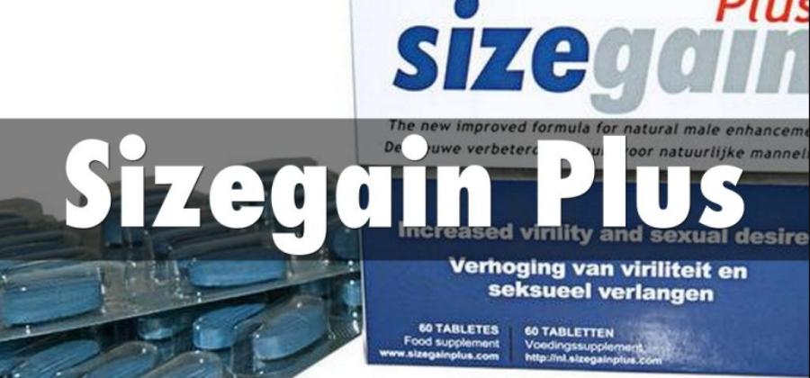 Sizegain — таблетки для увеличения члена