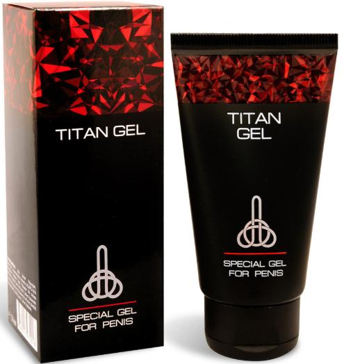Titan гель