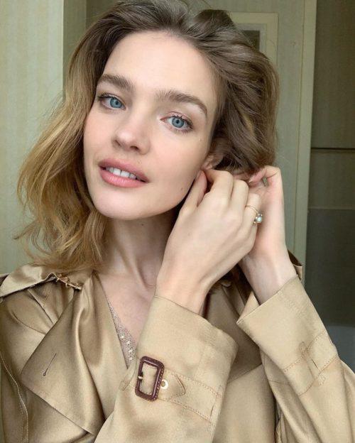 Наталья Водянова
