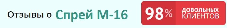 отзывы о Спрей М-16