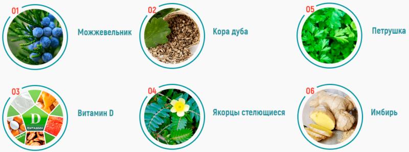 Состаd Уротрина