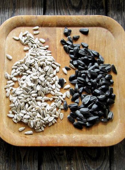 Семена подсолнечника и их полезные жиры
