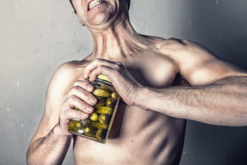 Подготовка мужчины к диете
