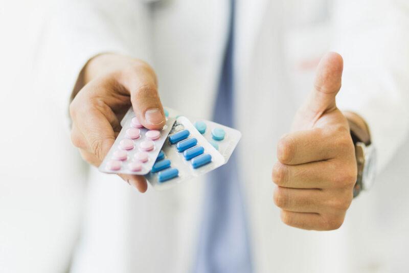 Антибактериальная терапия для простаты