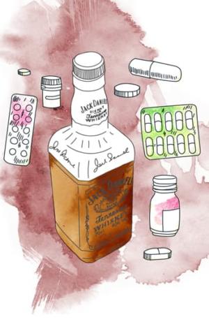 Как употреблять Виагру, если пьешь алкоголь?