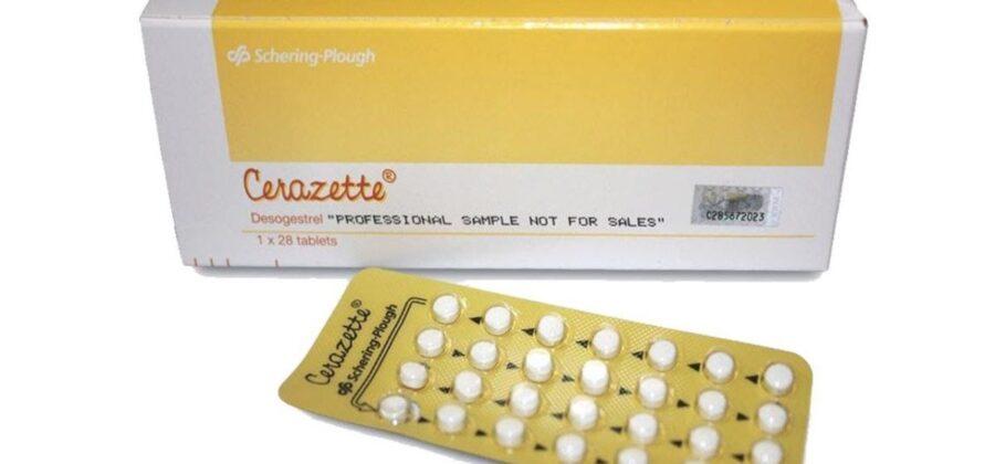 Противозачаточные таблетки Чарозетта