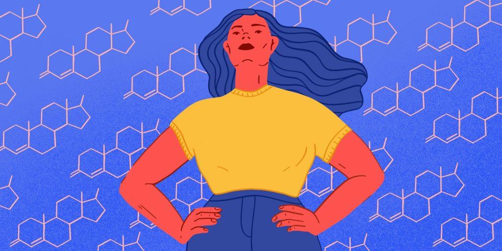 Тестостерон в женском организме