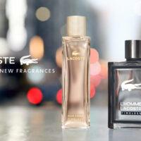 Духи и парфюмерия Lacoste