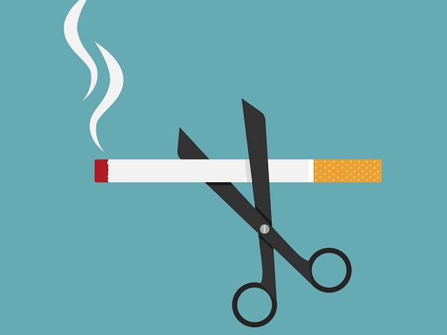 набрал вес после отказа от курения
