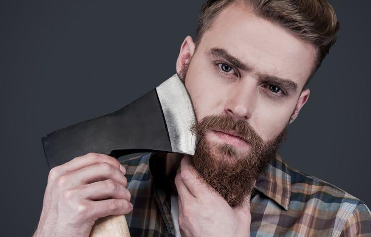 Причины по которым может не расти борода?