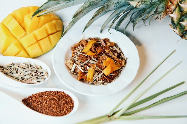 Блюда из ананаса