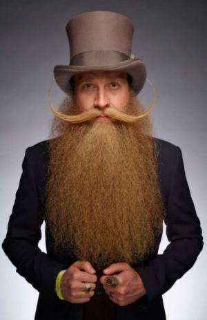 Как отрастить бороду самостоятельно