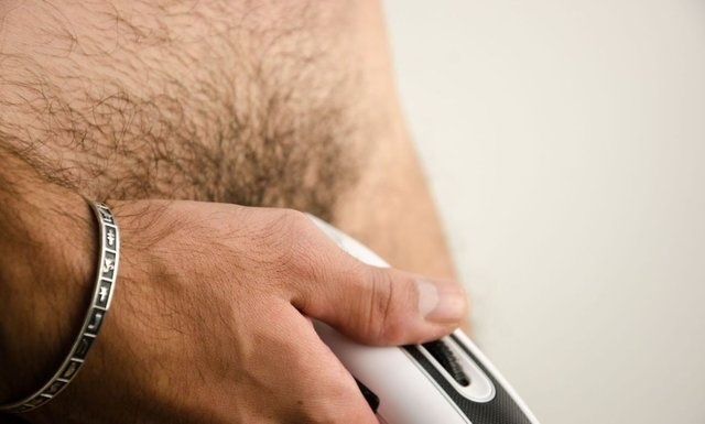 Интимная стрижка для мужчины