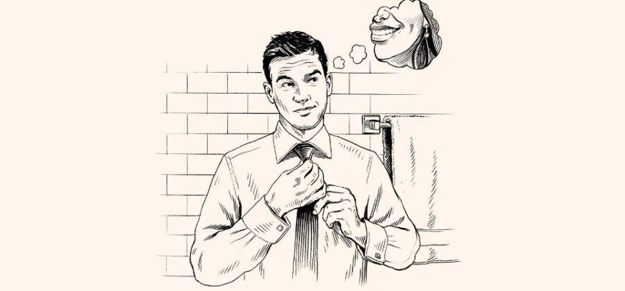 Как завязать галстук: инструкция с пошаговым фото