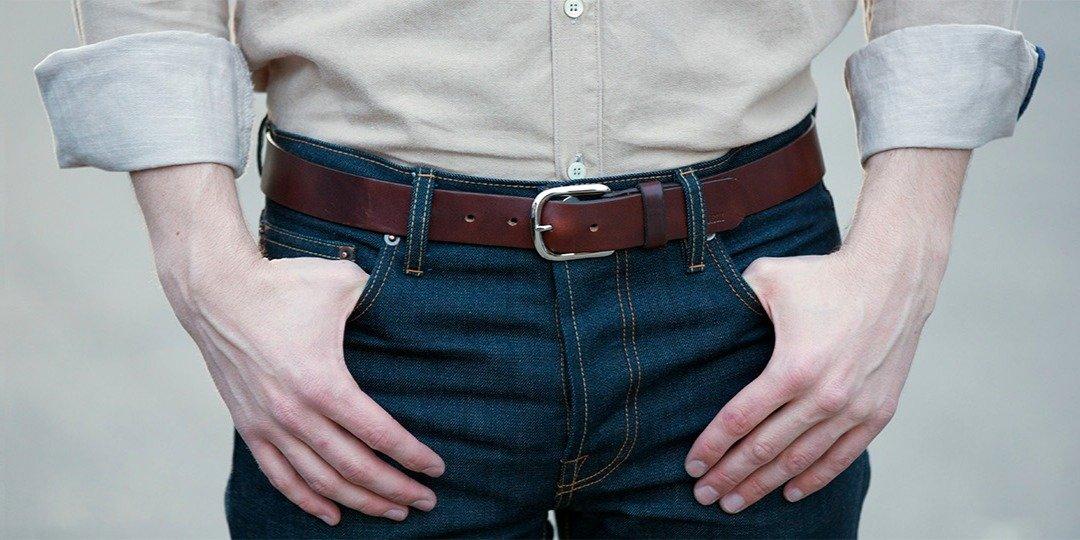 мужской ремень