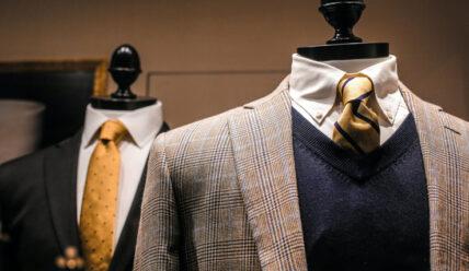 На что обратить внимание при выборе классического мужского костюма?