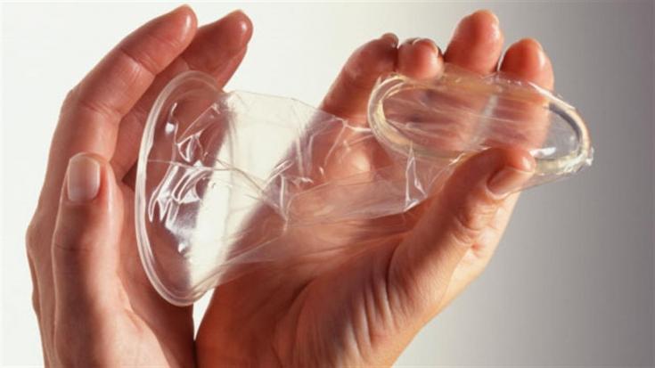 Как выглядит женский презерватив