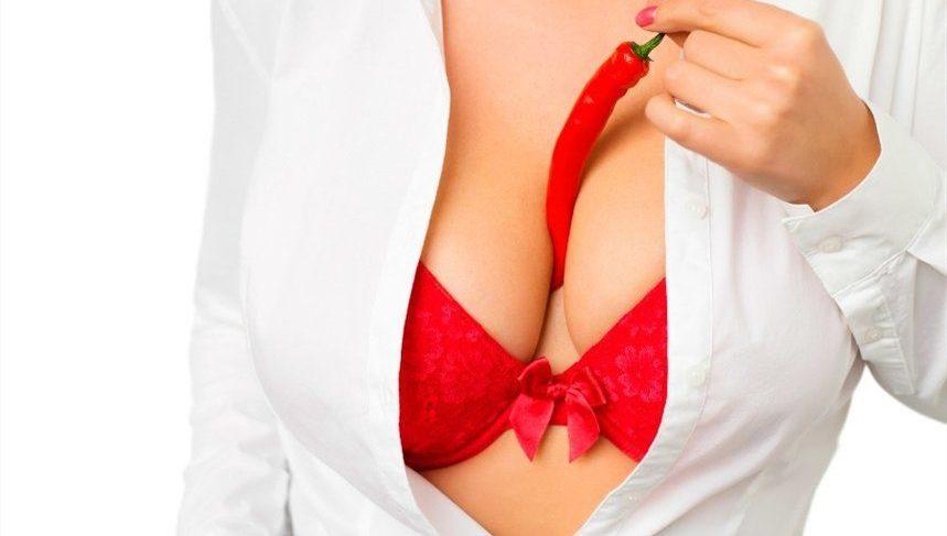 Польза интрамаммарного секса